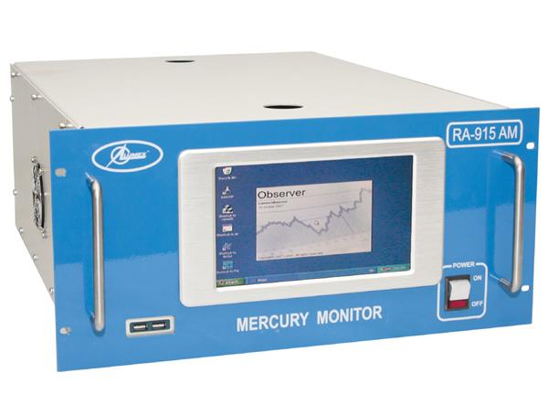 Monitor de Mercurio RA-915AM comprar